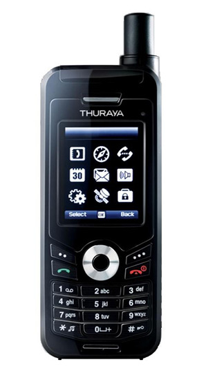 thuraya satellite phones