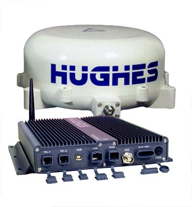 9350 Hughes satellite